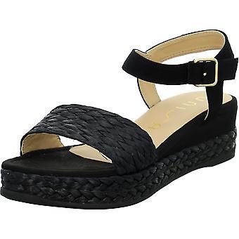 UNISA Gabir GABIR21KSBLACK universal summer women shoes