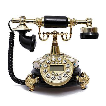 Antique Style Rotary Phone Princess French Style Old Fashioned Handset Telephone Sz-150