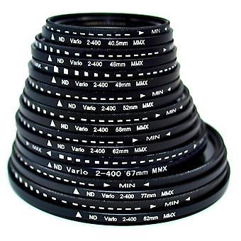 Nd2-400 justerbart filter og attenuator l kamerafilter