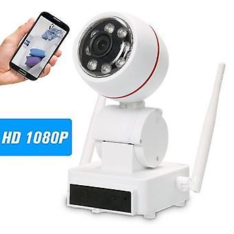 HD 1080P 2MP WiFi PTZセキュリティIPカメラEUプラグ