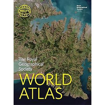 Philip's RGS World Atlas 10th Edition paperback Philip's World Atlas