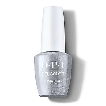 OPI Shine Bright Limited Edition Gel Farge - Glitter, Tinsel 'Lil Star