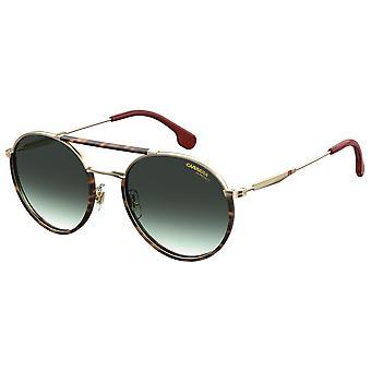 Carrera 208/S AU2/9K Red-Gold/Green Gradient Sunglasses