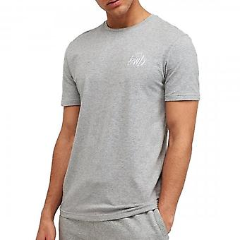Kings Will Dream Crosby Grey/White Jersey T-shirt
