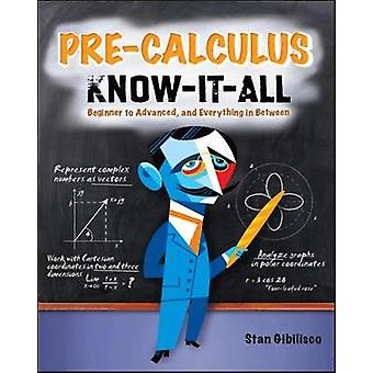 PreCalculus KnowItALL by Stan Gibilisco