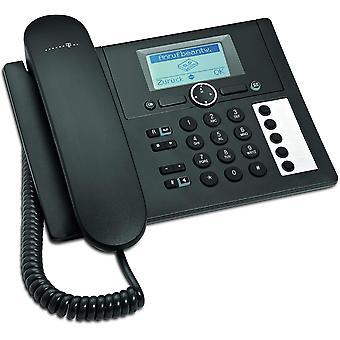 Wokex Concept PA415 Telefon schwarz