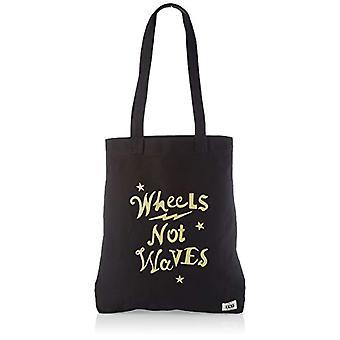سوبردري W9110291A، المرأة حمل حقيبة الأسود مقاس واحد يناسب الجميع