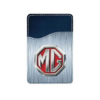 MG 2010 Logo Universal Mobile Card Holder