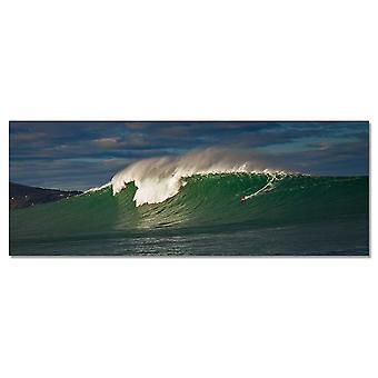 Deska surfingowa w belharze