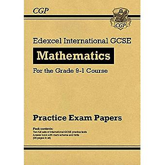 New Edexcel International GCSE Maths Practice Papers:� Higher - for the Grade 9-1 Course