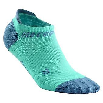 CEP No Show 3.0 Men's Compression Socks, Mint/grey - V