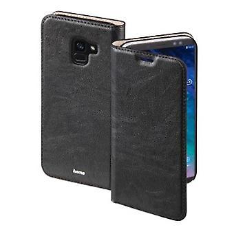 Livret Hama «Guard Case» pour Samsung Galaxy A6 (2018), noir