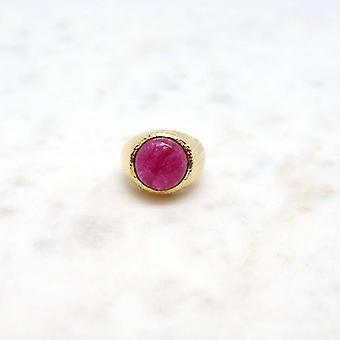 Ring Woman Niiki Paris - NCR129Q - Pink - Collection Colors