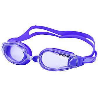 HD waterproof and anti-fog silicone adult swimming goggles