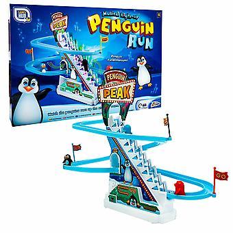 Grafix Musical Light Up Penguin Run Game for Kids