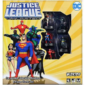 DCヒーロークリックス:ジャスティスリーグ無制限スターターセット
