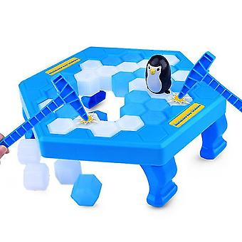 Penguin Ice Breaking Toy Rescue Penguin Ice Breaker Set Interactive Board Game for Children