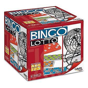 Bingo Cayro (18,5 x 21 x 19,5 cm)
