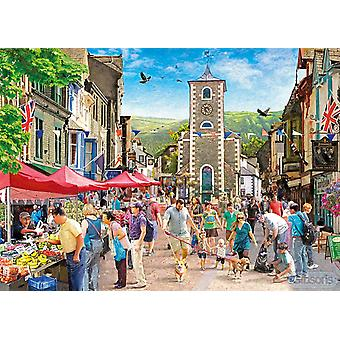 Gibsons Keswick Jigsaw Puzzle (1000 Pieces)