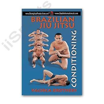 Jiu Jitsu brésilien Conditionnement Dvd Demetrius &Franco Vacirca -Vd6928A