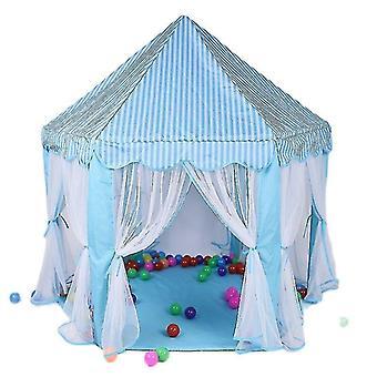 Tiny House Hexagon Kinder Zelte Kinder Spielen Spiel Aktivität Fee Faltbare Prinzessin Schloss Indoor Spielzeug