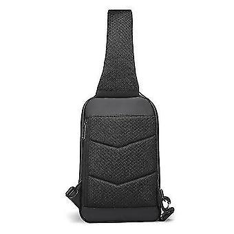 Рюкзаки унисекс марки райден новый стиль человек водонепроницаемый пакет с одним плечом бизнес-отдых грудь пакет