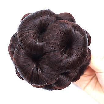 Harajuku Hepburn Hairpin Chignon Hair Bun
