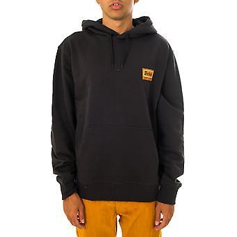 Felpa uomo dickies harrison hoodie black dk0a4xkkblk
