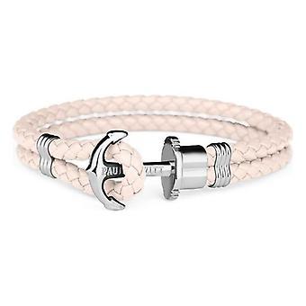 Unisex Bracelet Paul Hewitt Silver Pink/20-21 cm