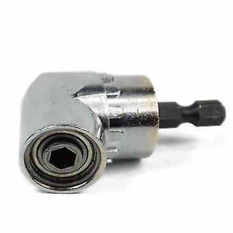 Electronics component connectors elbow extension rod electric screwdriver bending head universal flexible shaft