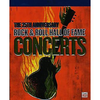 25th Anniversary Rock & Roll Hall of Fame Concerts [BLU-RAY] USA import