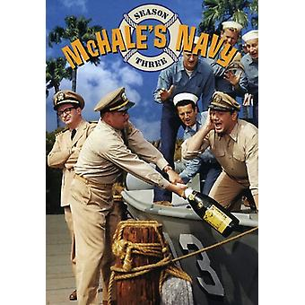 Mchale's Navy: sesong tre [DVD] USA import