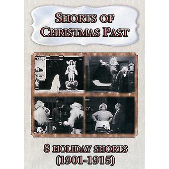 Importer des shorts of Christmas Past (1901-1915) [DVD] é.-u.