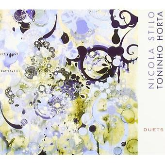 Horta/Stilo - duetter [CD] USA import