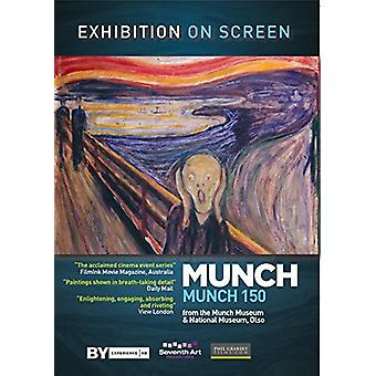 Exhibition on Screen: Munch 150 [DVD] USA import