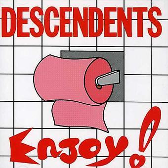 Descendents - Enjoy! [CD] USA import