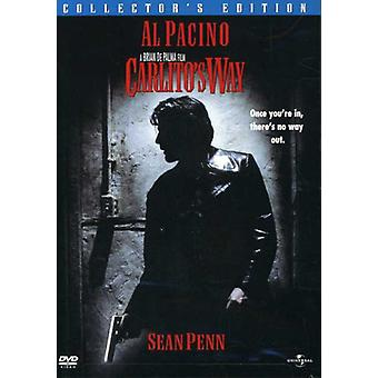 Carlitos Way [DVD] USA importieren