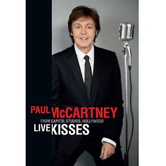 Paul McCartney - importación de Estados Unidos Paul McCartney-en vivo besos [DVD]