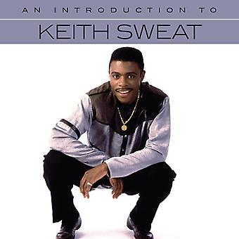 Keith Sweat - An Introduction to [CD] USA import