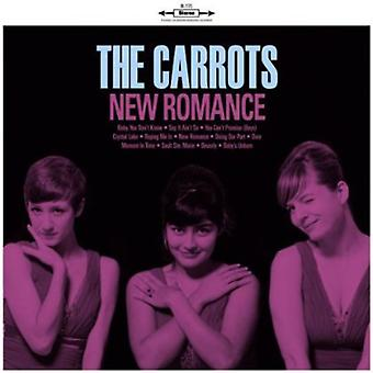 Carrots - New Romance [CD] USA import