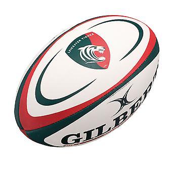 GILBERT leicester tijgers replica rugbybal