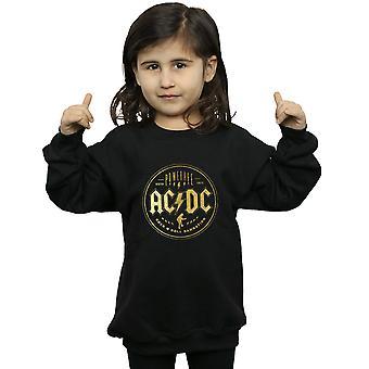 AC/DC Girls Rock N Roll Damnation Sweatshirt