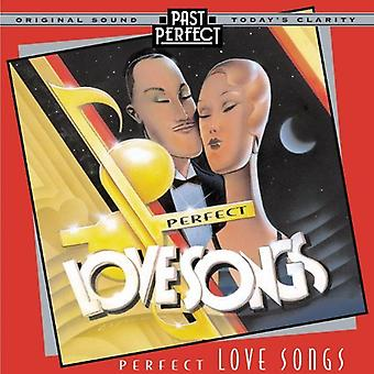 Perfect Love Songs: Vintage 1930 roku & 40s [Audio CD]-Various Artists