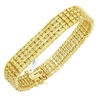 Iced Out Bling High Quality Armband - FULL GOLD