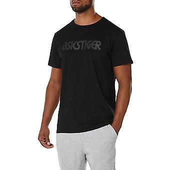 Asics Logo t-paita A160680090 universal kaikki vuoden Miesten t-paita