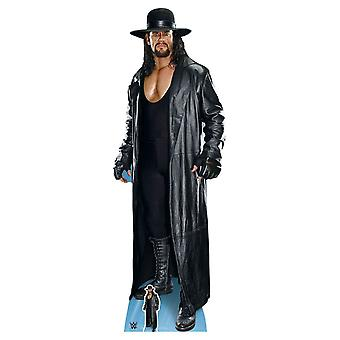 The Undertaker Long Coat and Hat WWE Lifesize Cardboard Cutout / Standee / Standup