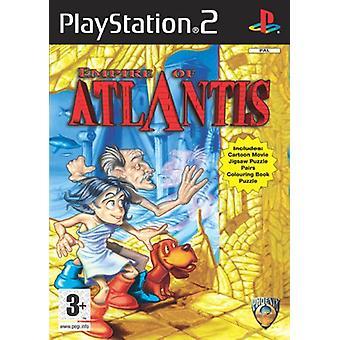 Empire of Atlantis (PS2) - Ny fabrik forseglet
