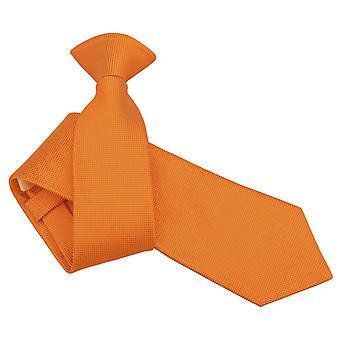 Celosia oranssi kiinteä tarkistaa leike ohut Tie