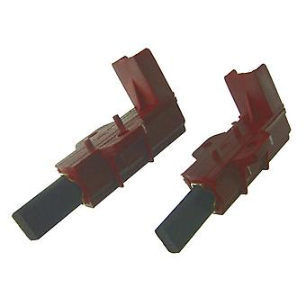 Indesit IWC6145UK i IWC6145UKE pralka węgla szczotka x 2