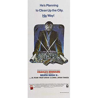 Death Wish 2 Movie Poster (13 x 30)